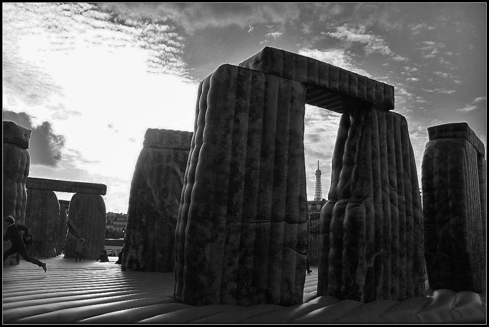 Le lutin de Stonehenge