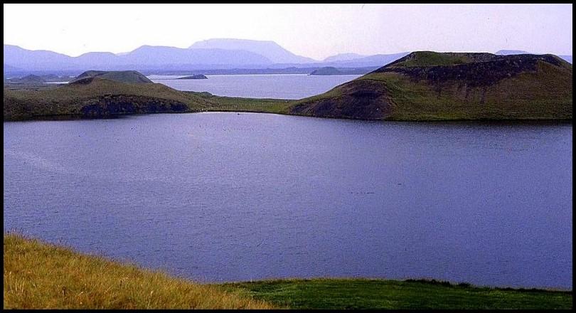 Le lac Myvatn -3