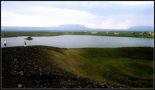 Myvatn, le lac des mouches -2