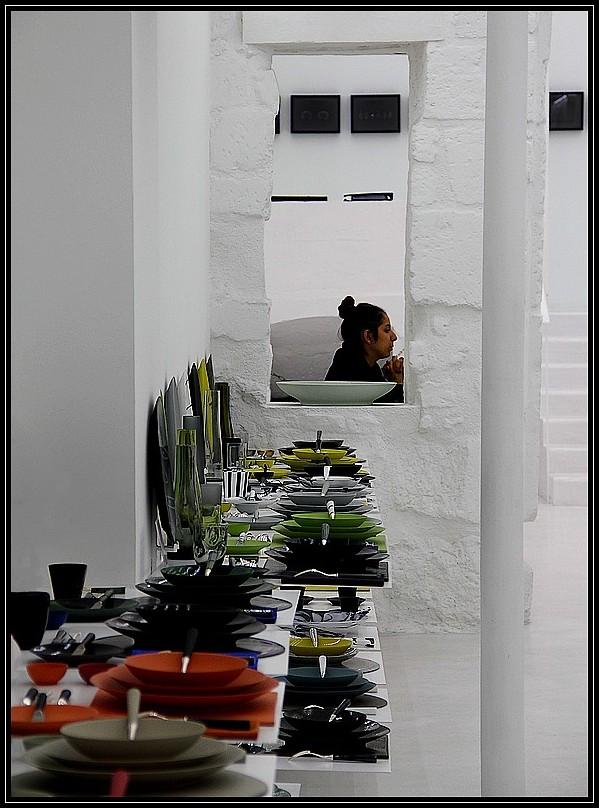 Etre dans son assiette, c'est un art de vivre..!