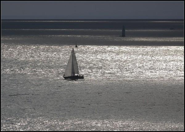 Ma Manche, les p'tits bateaux ~3