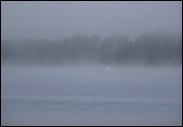 Dissipation des brouillards