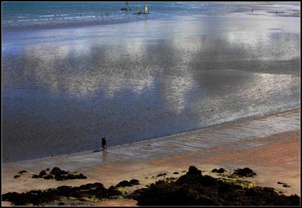 Promenade à marée basse -2