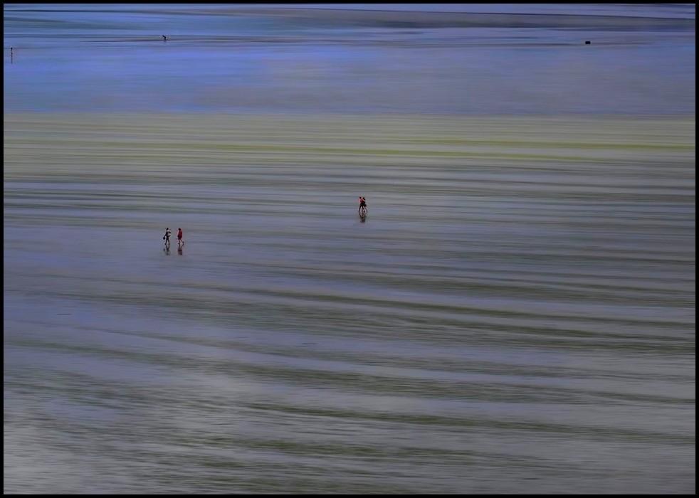 Marée basse ~ 1