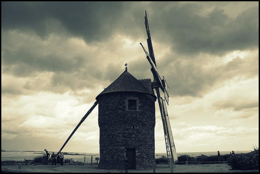 Le moulin de mon coeur...