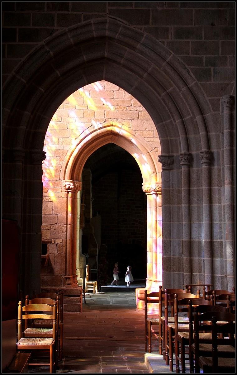 Dans la lumière des cathédrales