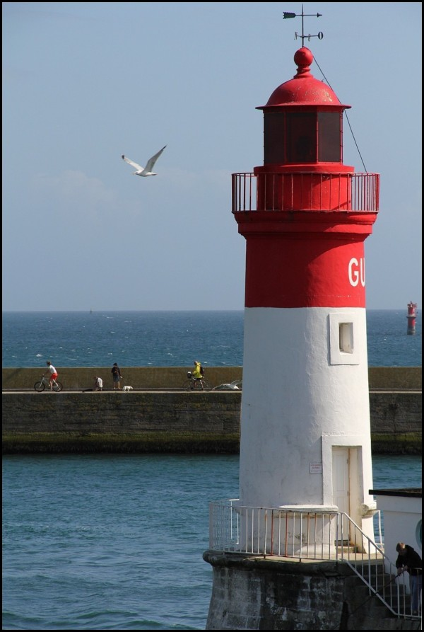 Phare - ouest