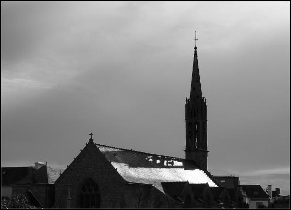 Le clocher -2