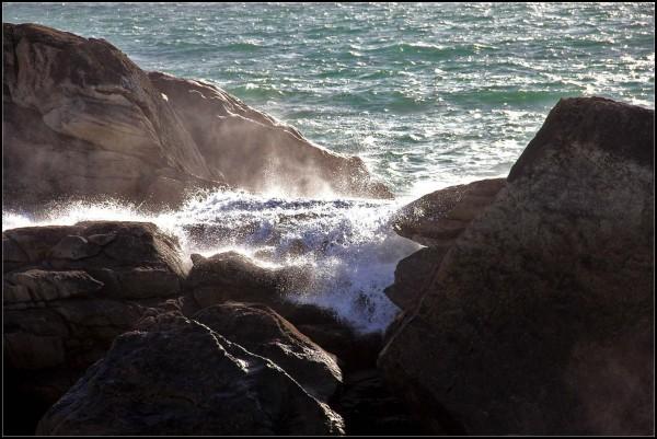 Les rochers de  Guénolé ~ 4