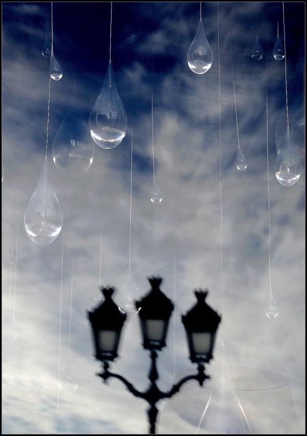 Le temps des parapluies -1