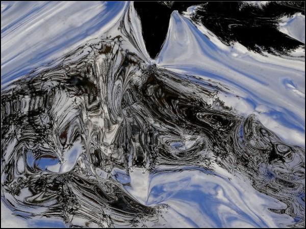 Paysage imaginaire -2