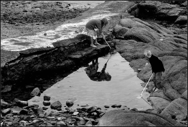 La pêche au trésor