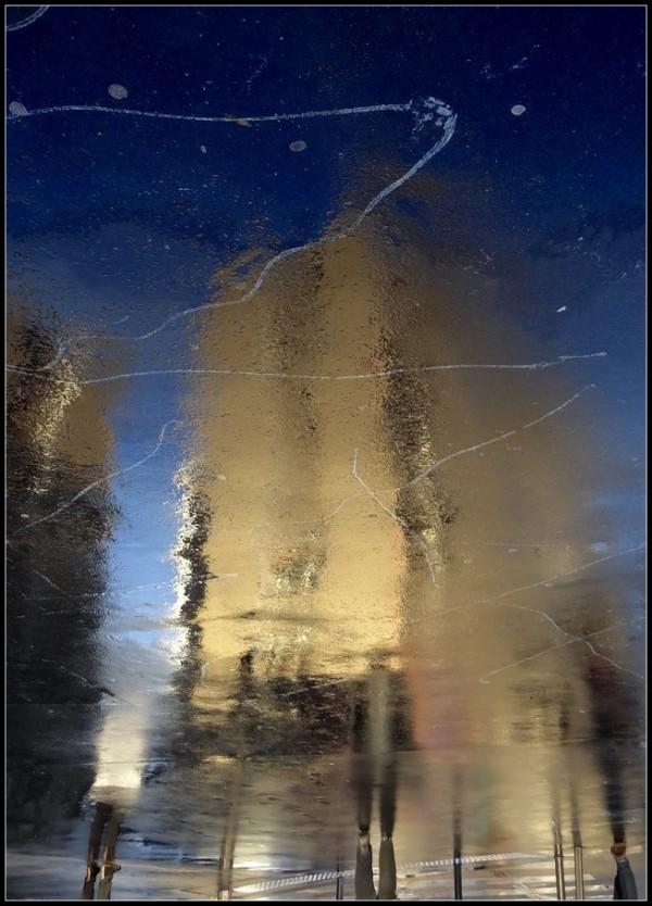 Les ombres de la pluie ~ 1