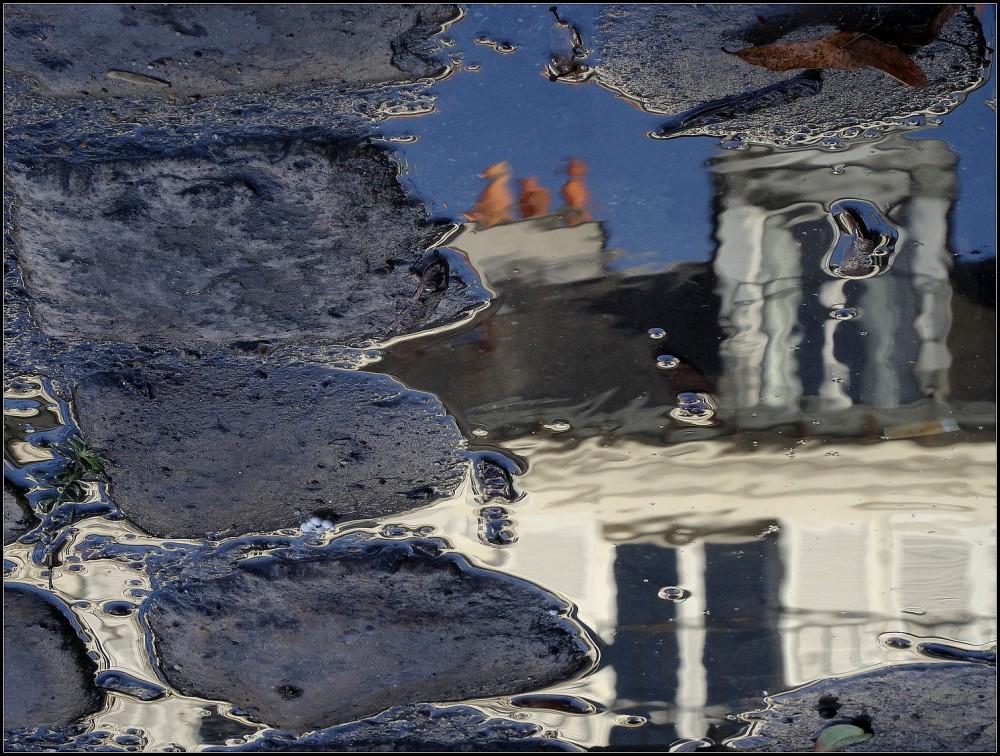 Reflets du vieux Paris ~2