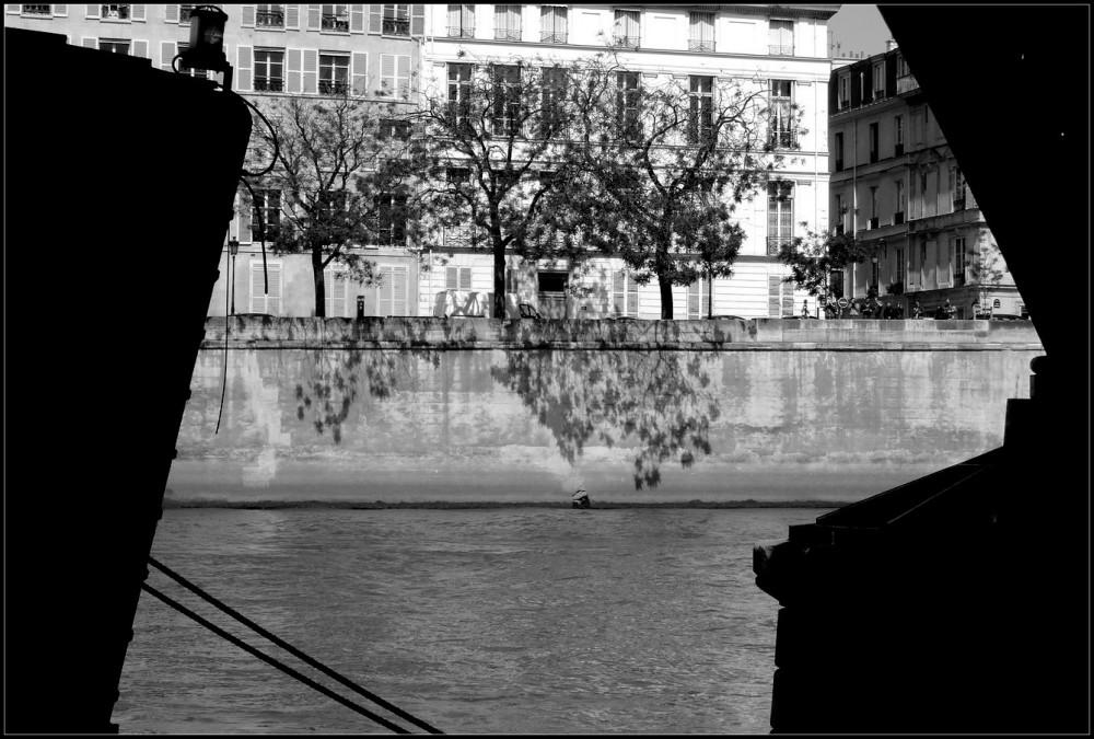 Mise en Seine ~ I