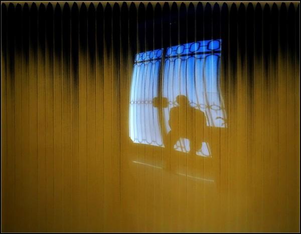 L'homme à la fenêtre