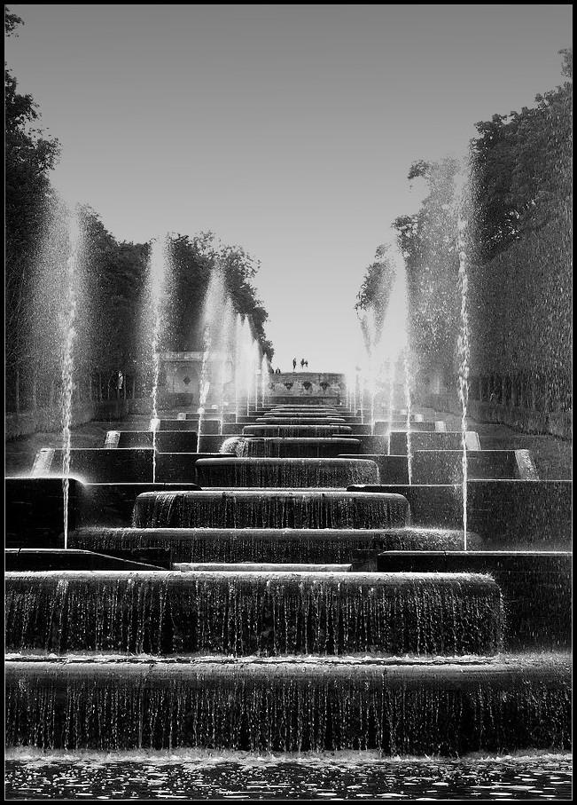 Jeux d'eau à Sceaux ~ 1