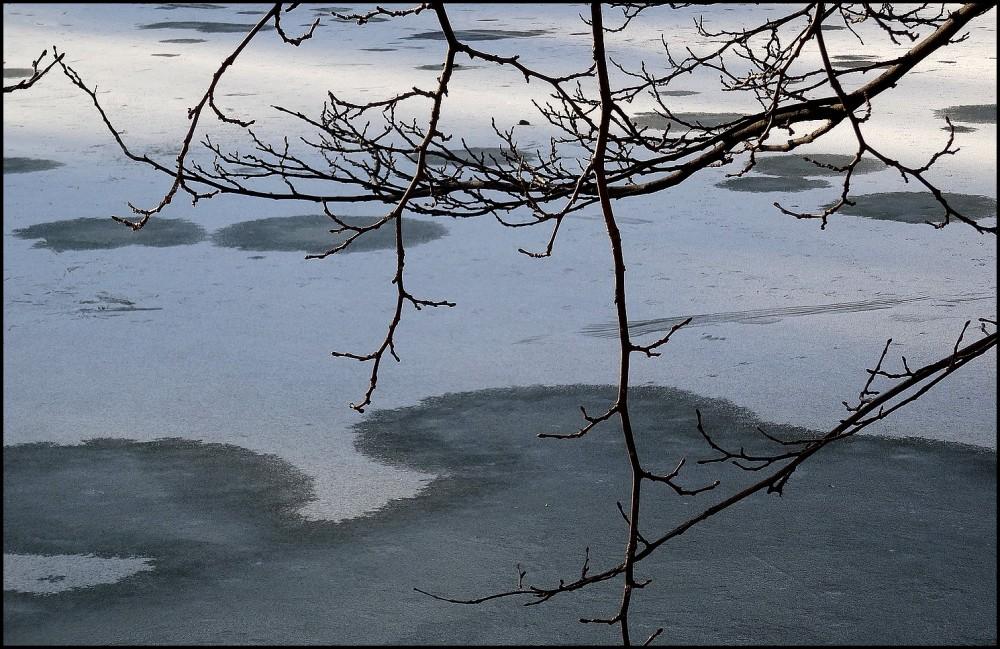 Le lac  gelé -  3