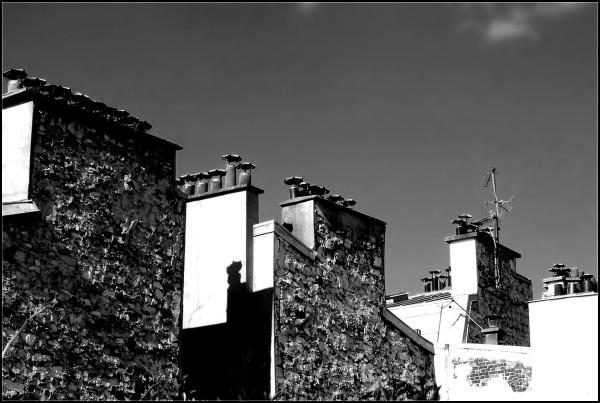 Par-dessus les toits...