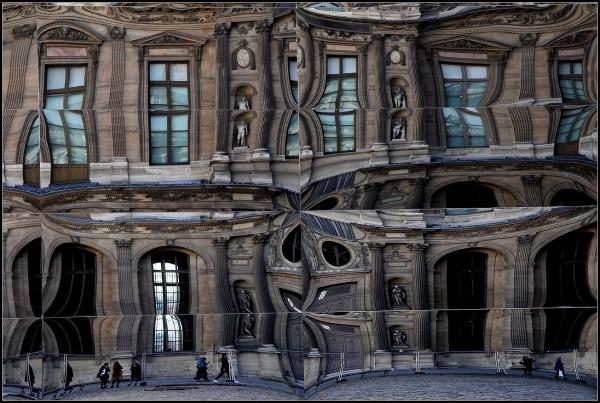 Le Louvre revisité