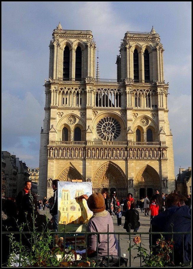 Tableau parisien - 2/2