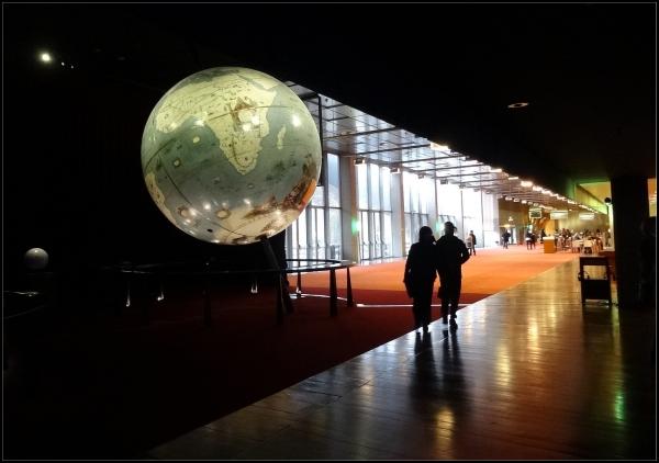 Les globe-trotters -1