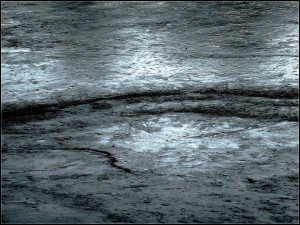 L'étang glaciaire