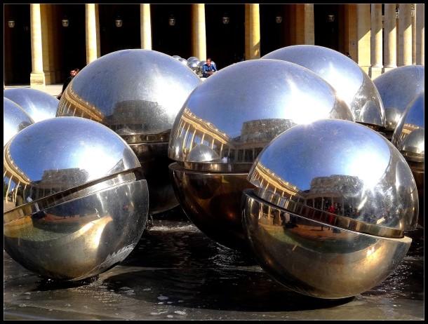 Un temps à  coincer la bulle