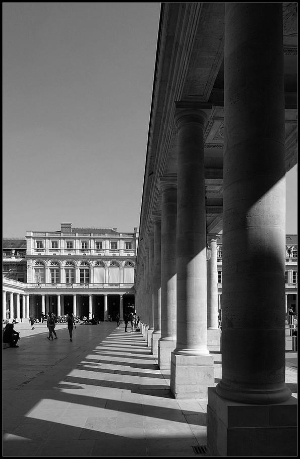 Au Palais royal