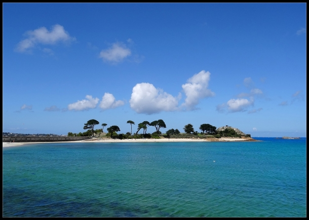 Comme un atoll du Pacifique