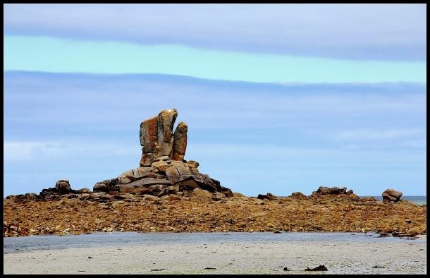 Les rochers de Keremma