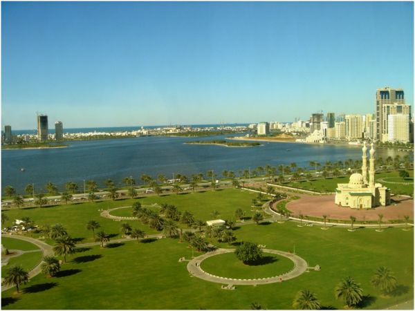 Buhairah Corniche, Sharjah, UAE