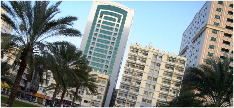 Dhabian Tower, Sharjah