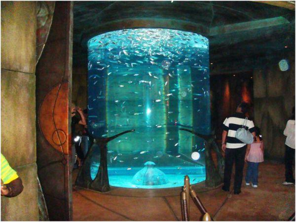 Lost Chambers at Atlantis on Palm Jumeirah