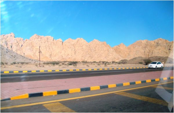 Hatta Mountains
