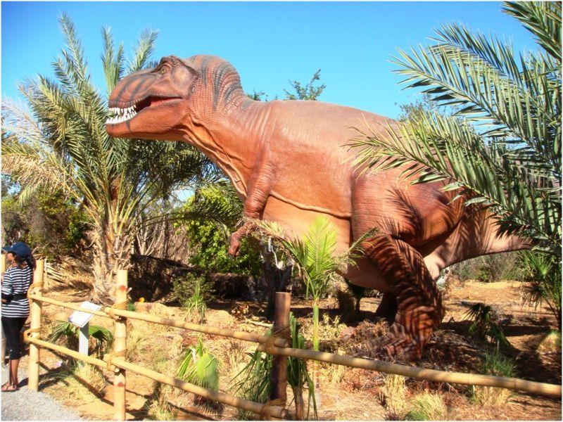 2010 03 12 Al Ain Zoo, Dinosaurs' Trail