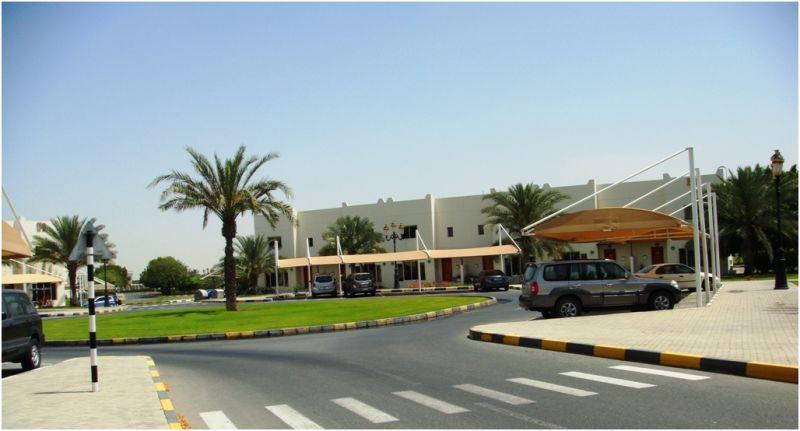 2010 04 08 American University of Sharjah (AUS)