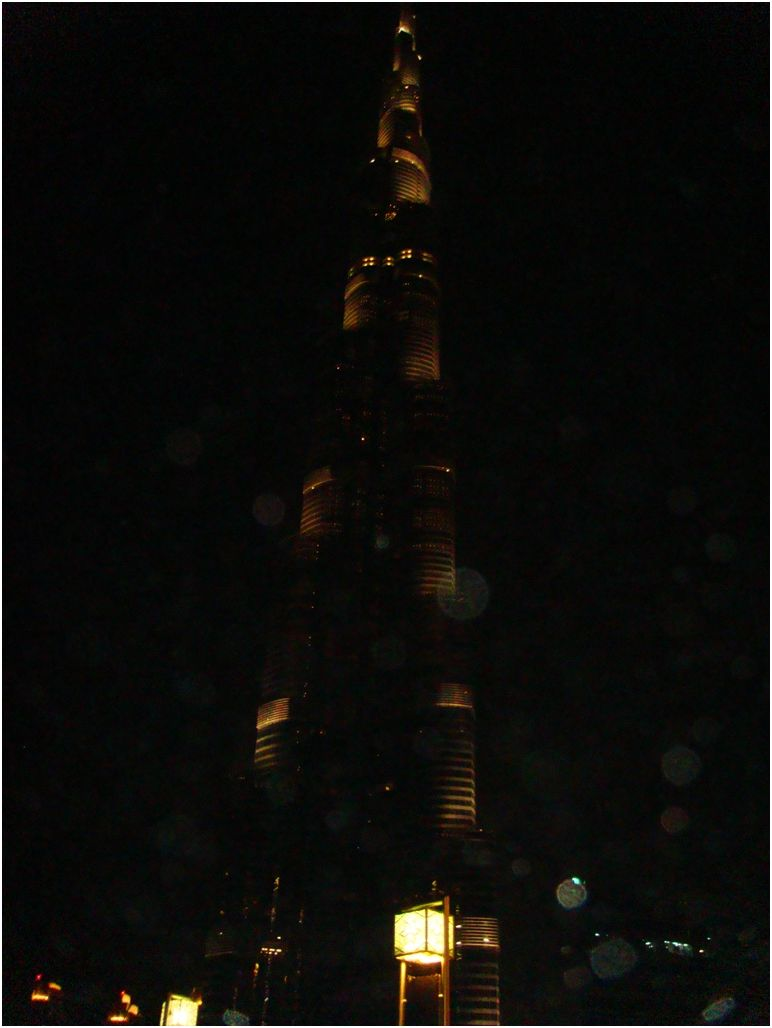 2010 07 20 Burj Khalifa - Dubai Downtown