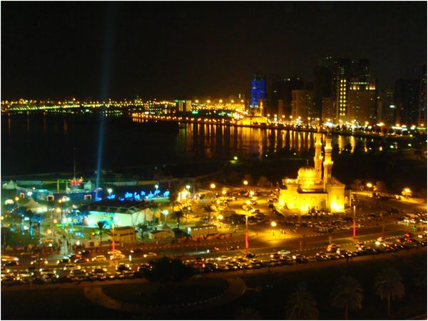 2010 12 10 During Sharjah Water Festival