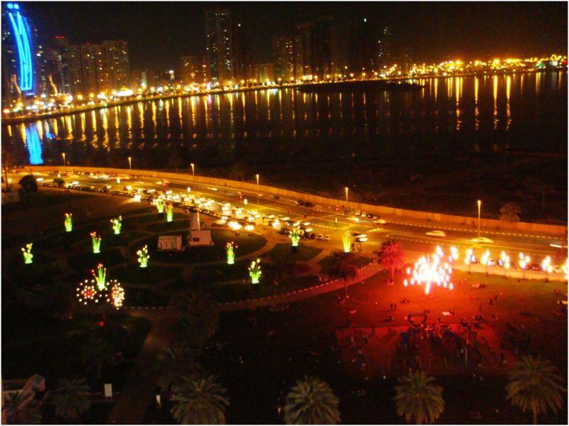 2011 02 17 Sharjah Festival of Lights