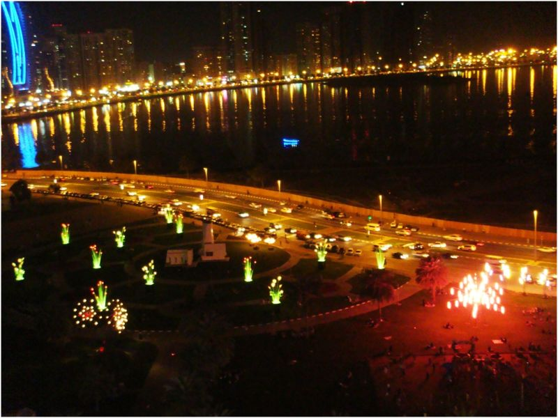 2011 02 17 Sharjah Festival of Lights