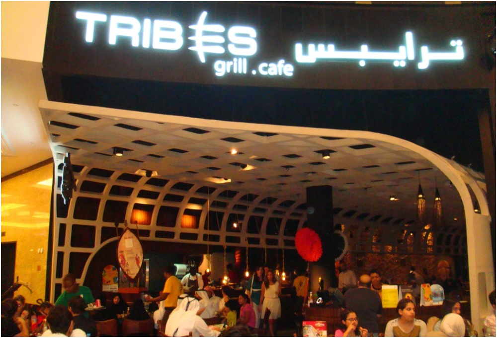 2012 07 06  Tribes @ Mall of the Emirates