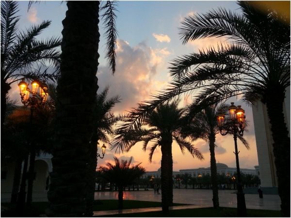 2012 11 22 Beautiful Sky at AUS