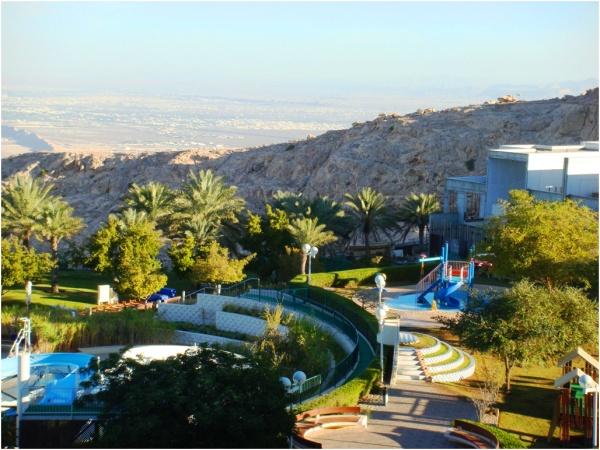 Trip to Mercure Jebel Hafeet - 2012 12 30 & 31