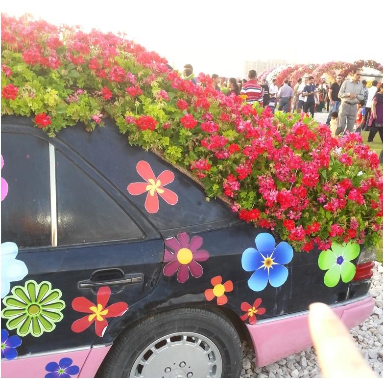 2013 03 15 Dubai Miracle Garden