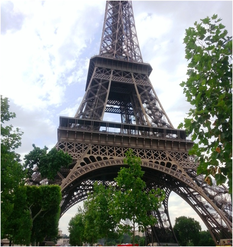 2013 07 27 Eiffel Tower, Paris
