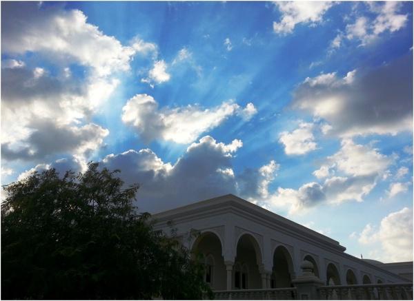 2014 02 12 American University of Sharjah (AUS)