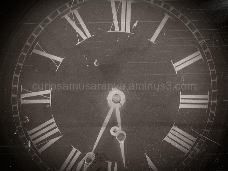 L´abisme del temps...