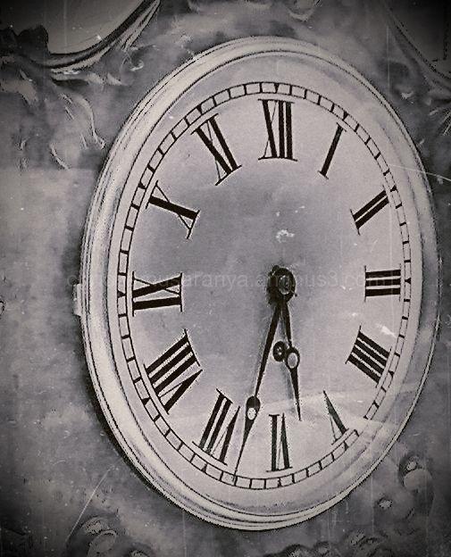 El tic tac del rellotge.....