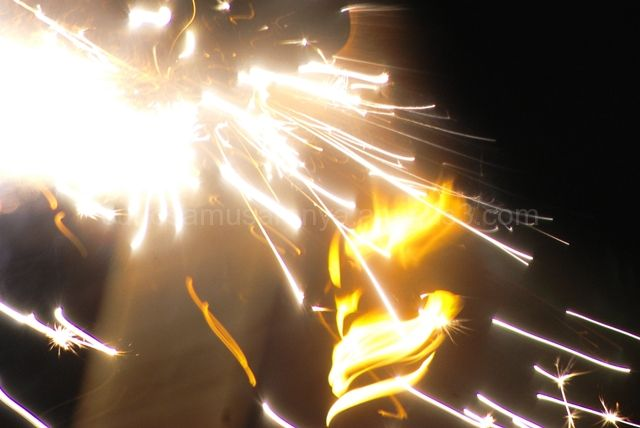 Sant Sebastià- Foc i llum